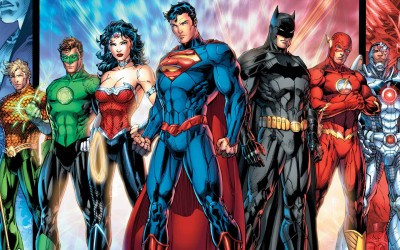 Upcoming DC Comics movie list