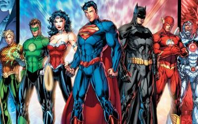 Upcoming DC Comics movie list