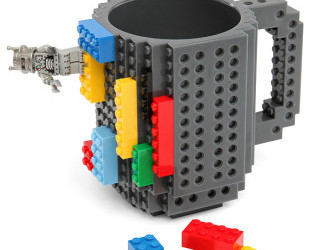 Build on Brick Mug Review