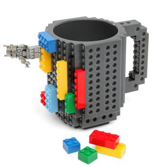 Build on Brick Mug Review