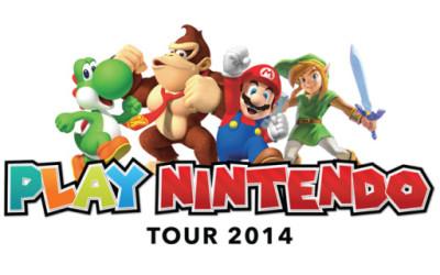 Play Nintendo Tour 2014