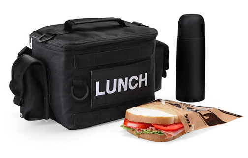 Review: Tactical Lunch Kit. Your Lunch Box was Never this Cool.