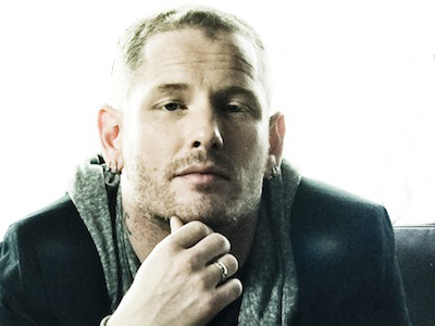 Corey Taylor: The Comic Book Writer