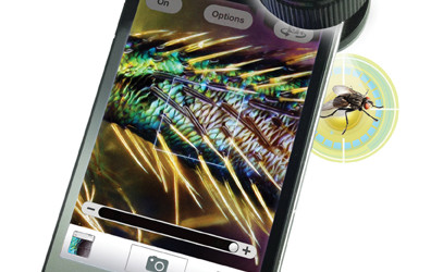 Become a Scientist with your Smart Phone: Quick Attach Microscope Review